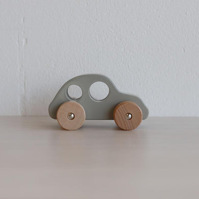 SW - Grey Toy Car