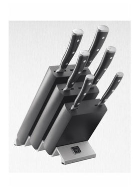 Contribute towards Wüsthof Ikon Black 6 Piece Knife Block Set