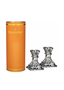 Waterford Crystal Giftology - Lismore Candlestick Pair