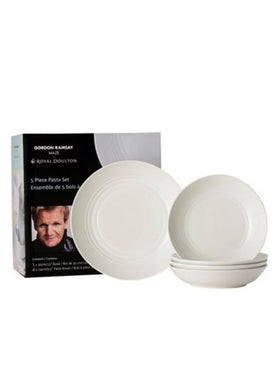Gordon Ramsay Maze by Royal Doulton - 5 Piece Pasta Set