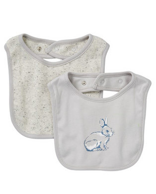 SW - Bibs, set of 2 - Rabbit