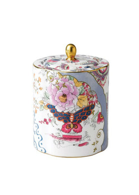 Wedgwood Butterfly Bloom Tea Caddy