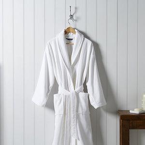 Seneca Christy Supreme Velour Robe