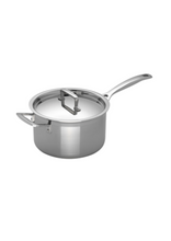 Le Creuset 3 ply Stainless Steel Saucepans