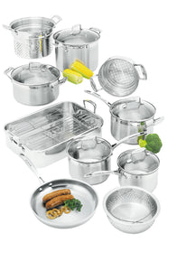 Contribute towards Scanpan Impact 10pc cookware set