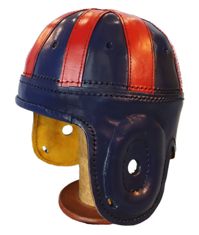 1938 New York Leather Football Helmet