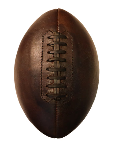 1912-1930 Antique WaterMelon Football