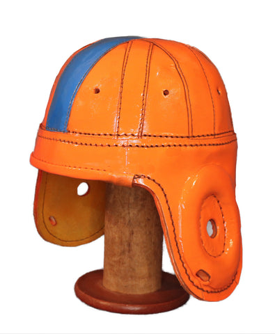 1940s Florida Gators Leather Football Helmet