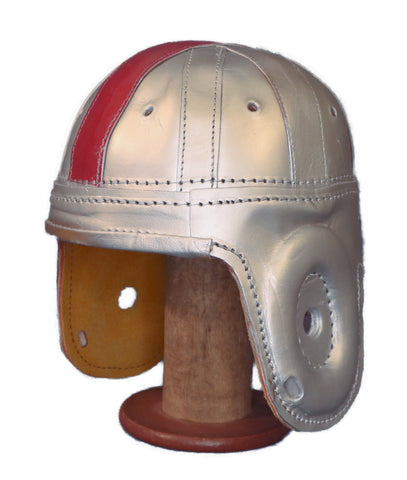 Ohio State Leather Football Helmet
