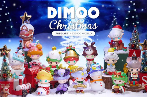 Dimoo Christmas Mini Series