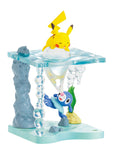 Pokemon World Sparkle Sea Miniature Figures