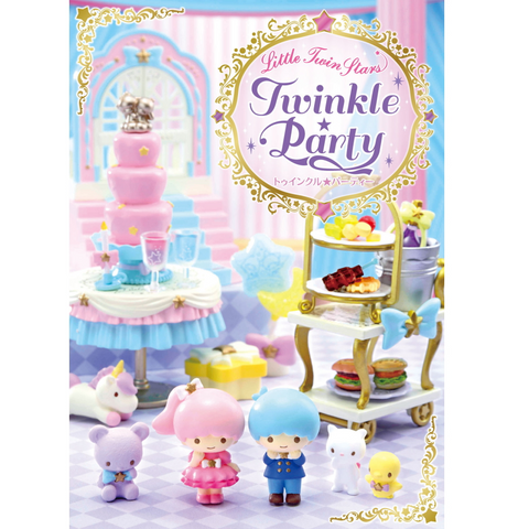 Sanrio Little Twin Star Twinkle Party Miniature