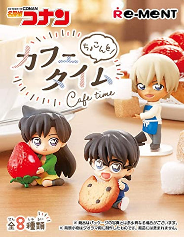 Re-Ment Detective Conan Cafe Time