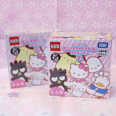 Dream Tomica Sanrio Characters Collection 2 - 1 Blind Box