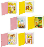 Re-Ment Rilakkuma Happy Little Book - 1 Blind Box