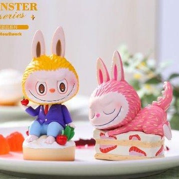Labubu The Monsters Patisseries