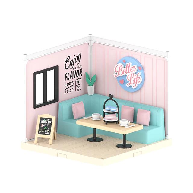 POP MART Sweet House Assembly / Model homes Series 2