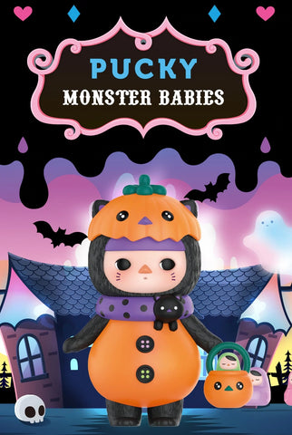 Pucky Monster Babies Series