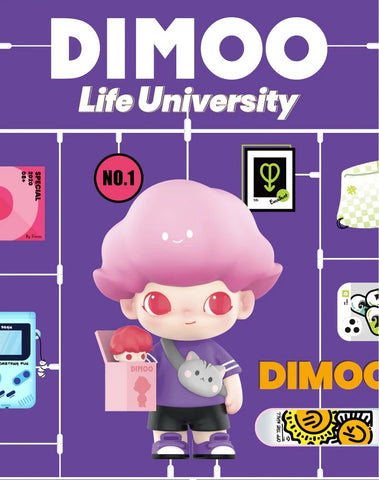 Dimoo Life University Series