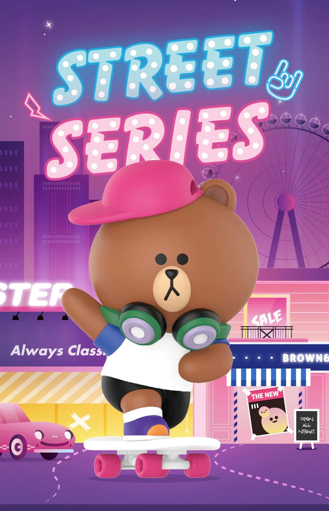 Line Friends Street Series