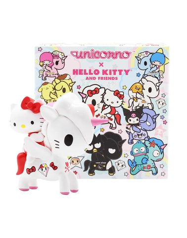 Tokidoki Unicorno x Hello Kitty and Friends Blind Box- 1 blind box