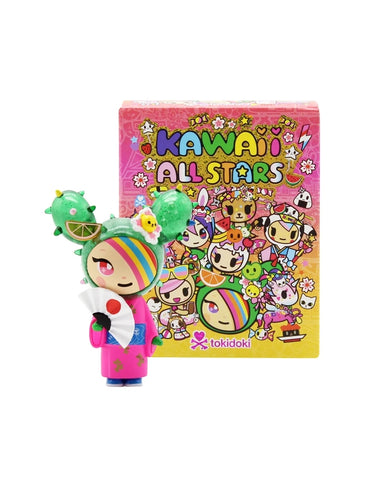 Tokidoki Kawaii All-Stars Blind Box- 1 blind box