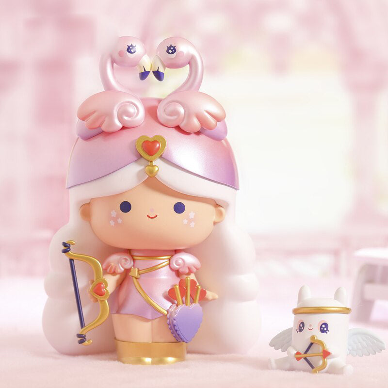 Momiji Cupingo and Kisses Art Toy Figure by Momiji x POP MART