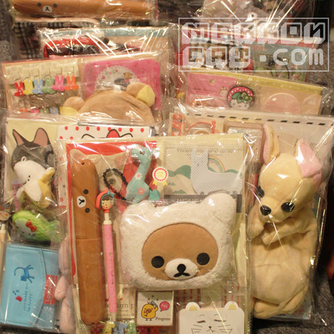 Cute Kawaii Stationery Sticker Surprise Bag ( with value $40 or more )