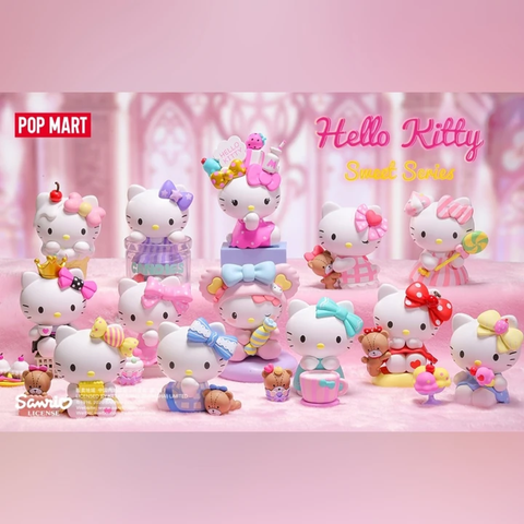 Hello Kitty Sweet Series