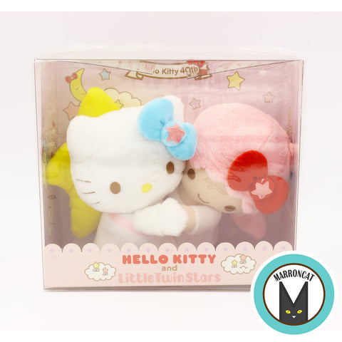 Hello Kitty & Little Twin Stars Doll