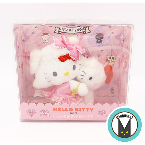 Hello Kitty & Charmmy Kitty Hug Doll