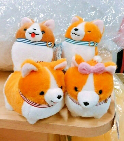 Amuse Ichi Ni no Corgi Dog Plush
