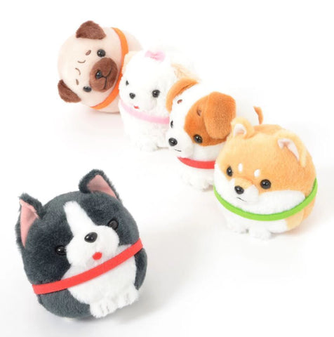 Amuse Wanko Tai Dog Standard Plush