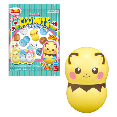 coo'nuts Pokemon series 3 - 1 Blind bag