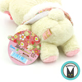 Korilakkuma Strawberry Flower Plush