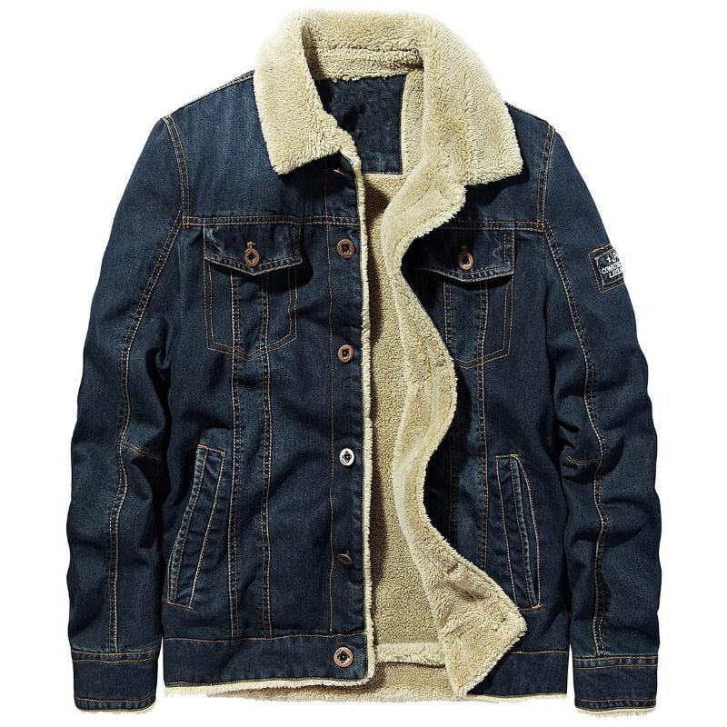 Denim Outwear Casual Jeans Jackets - On-Point Clothing!