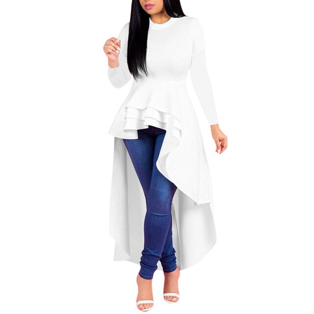 Long Sleeve Women Tops - On-Point Clothing!