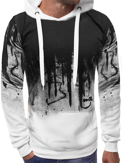 Zip Up Pullover Outwear Hoodie - On-Point Clothing!