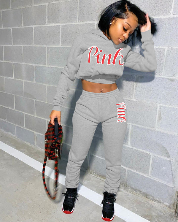 Drawstring Hoodie 2 Piece - On-Point Clothing!
