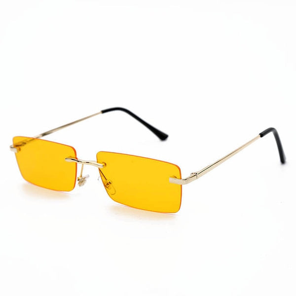 Small Rectangle Women Sunglasses - On-Point Clothing!