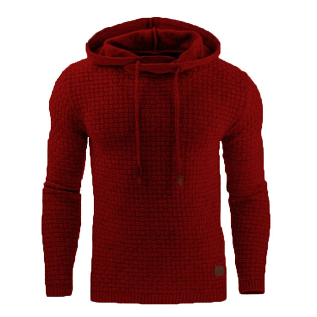 Full Sleeve Men Hoodie - On-Point Clothing!