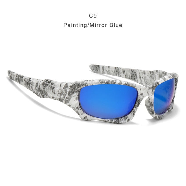 Polarized Sunglasses For Men - On-Point Clothing!