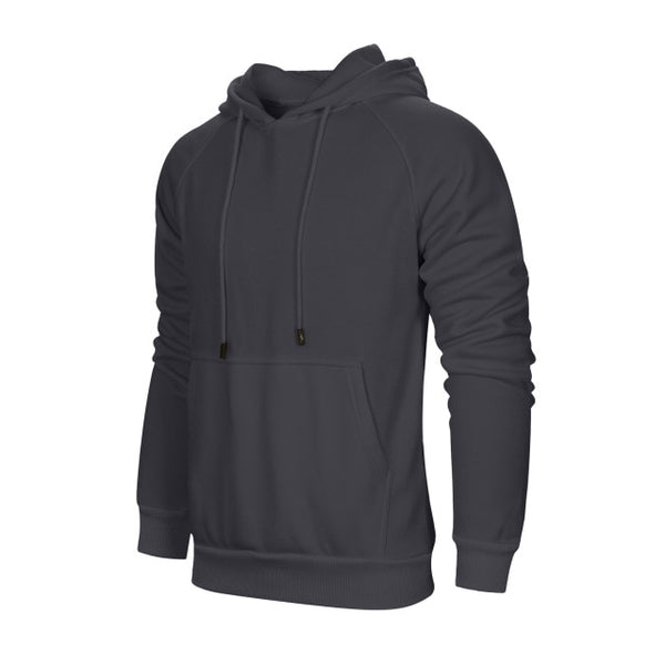 Casual Men Patchwork Hoodie - On-Point Clothing!