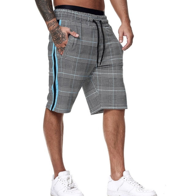 Men Casual Plaid Shorts - On-Point Clothing!