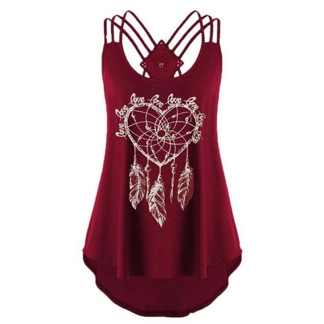 Lace Tank Top for Women - On-Point Clothing!