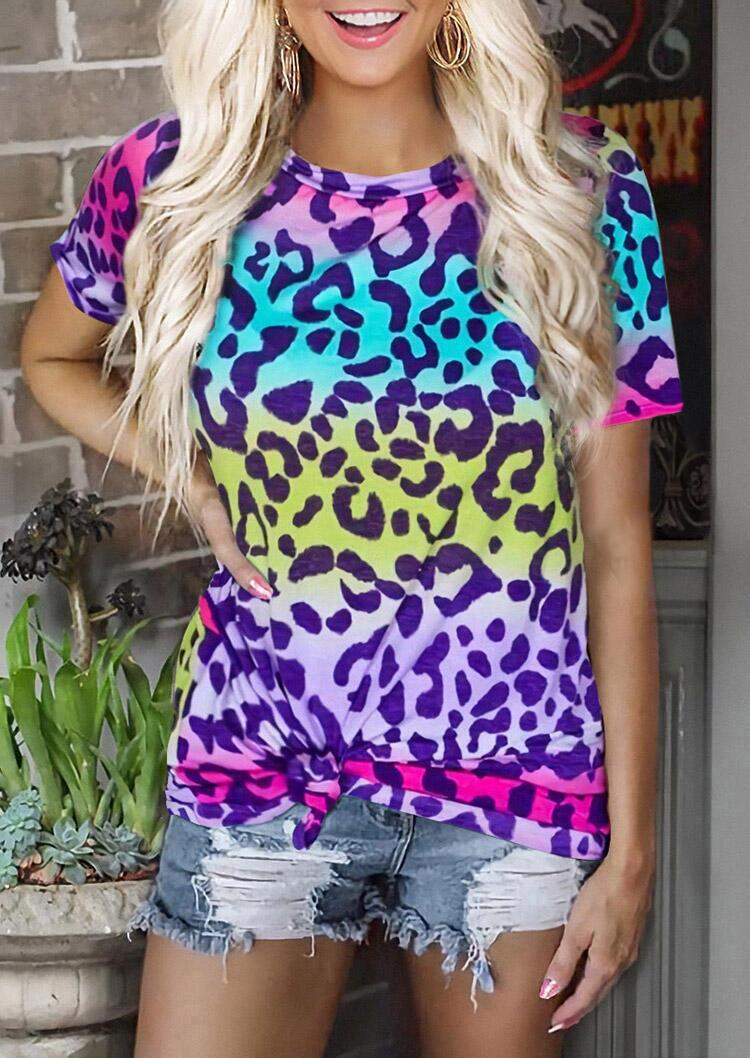 Women Gradients Graphic T shirts - On-Point Clothing!