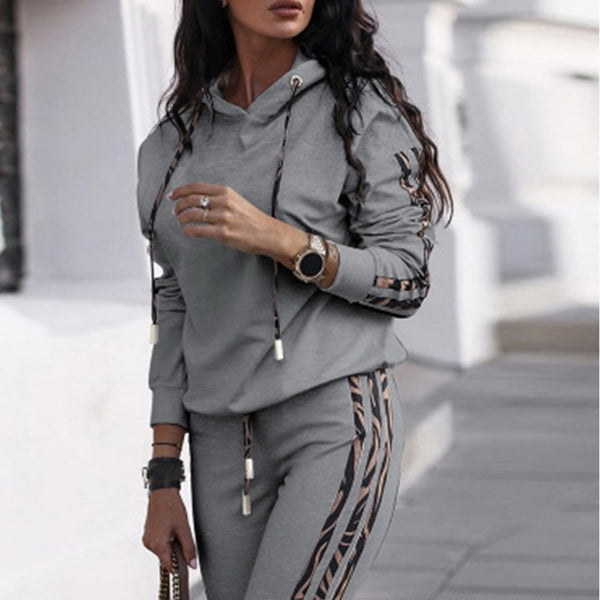 Women Two Piece Set  Hooded & Pant - On-Point Clothing!