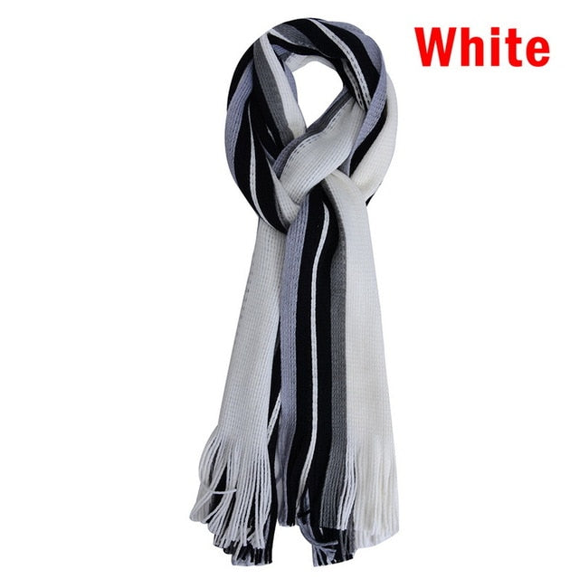 Winter Men Scarf Shawl - On-Point Clothing!