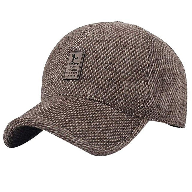Winter Cap For Men - On-Point Clothing!