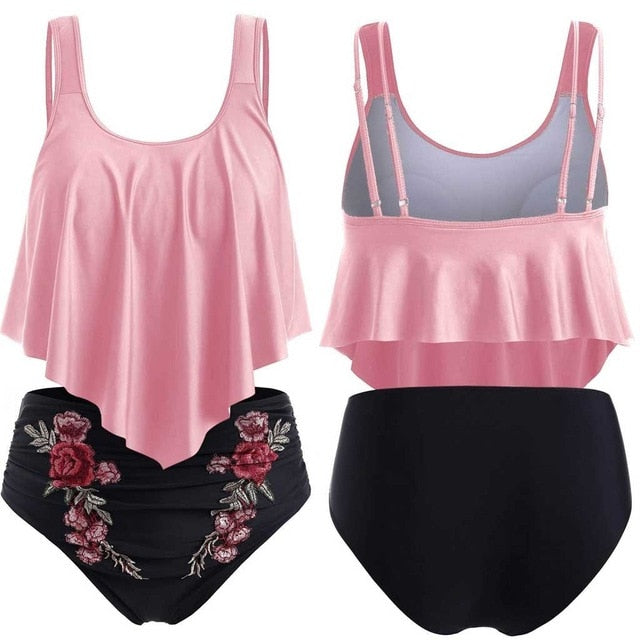 Women 2 Piece Swimsuit - On-Point Clothing!